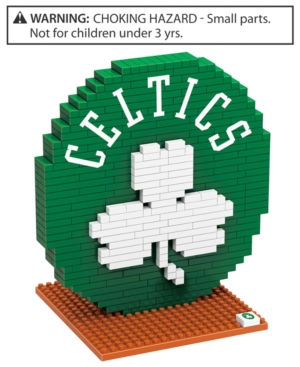 Boston Celtics Brxlz 3D Logo Puzzle