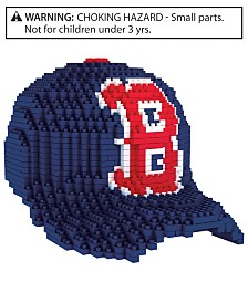 Forever Collectibles Boston Red Sox BRXLZ 3D Baseball Cap Puzzle