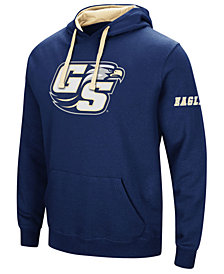 Colosseum Men's Georgia Southern Eagles Big Logo Hoodie