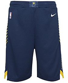 Indiana Pacers Icon Swingman Shorts, Big Boys (8-20)
