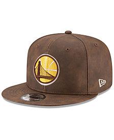 New Era Golden State Warriors Butter So Soft 9FIFTY Snapback Cap