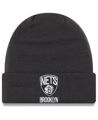 los angeles a8bff e636f New Era Brooklyn Nets Breakaway Knit Hat - Sports Fan Shop By Lids - Men -  Macy s