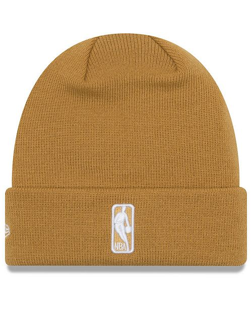 promo code 1ae8d e585e ... free shipping new era denver nuggets fall time cuff knit hat sports fan  shop by dcc78