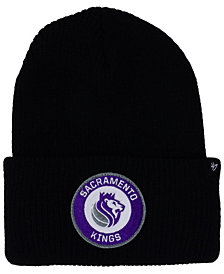 '47 Brand Sacramento Kings Ice Block Cuff Knit Hat
