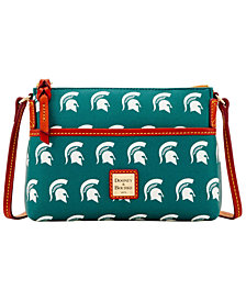 Dooney & Bourke Michigan State Spartans Ginger Crossbody