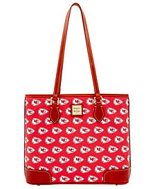 Dooney & Bourke Kansas City Chiefs Richmond Shopper