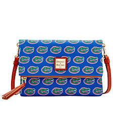 Dooney & Bourke Florida Gators Foldover Crossbody Purse