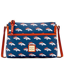 Dooney & Bourke Denver Broncos Ginger Crossbody