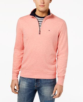 Tommy Hilfiger Mens Winston Mock Neck Sweater Created For Macys