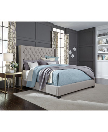 Monroe Upholstered Bedroom Furniture Collection - Furniture - Macy\'s