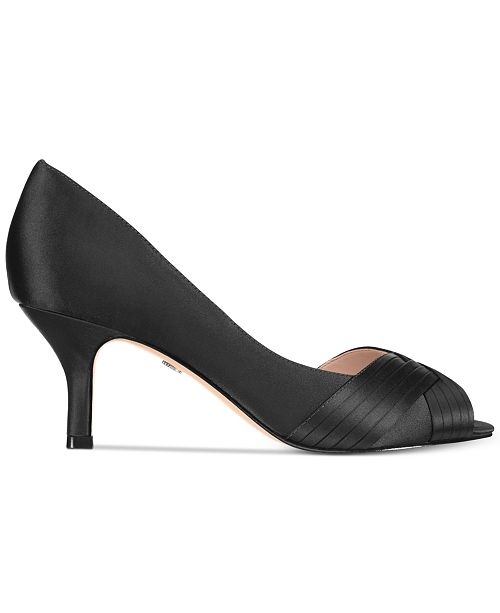 a04783cac02 Nina Contesa Pumps   Reviews - Pumps - Shoes - Macy s