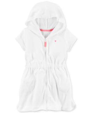 Carter's Zip-Up Cover-Up,...