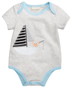 First Impressions Boat Bodysuit Baby Boys Created for Macys
