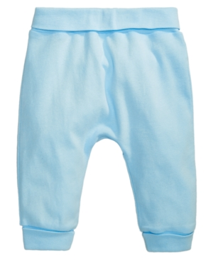 First Impressions Cotton Yoga Jogger Pants Baby Boys  Girls (024 months) Created for Macys