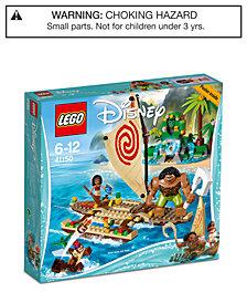 LEGO® 307-Pc. Disney Princess Moana's Ocean Voyage 41150