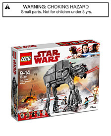 LEGO® 1376-Pc. Star Wars First Order Heavy Assault Walker™ 75189