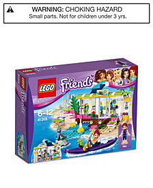 LEGO® 186-Pc. Friends Heartlake Surf Shop Set 41315