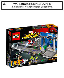 LEGO® 185-Pc. Super Heroes ATM Heist Battle Set 76082