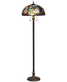 Josef Tiffany Floor Lamp