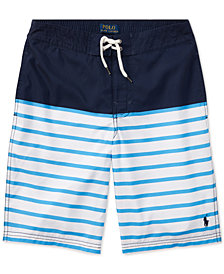 Ralph Lauren Sanibel Swim Trunks, Big Boys