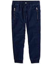 Ralph Lauren Cotton Jogger Pants, Little Boys