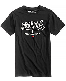 Levi's® Men's NYC Graphic-Print T-Shirt