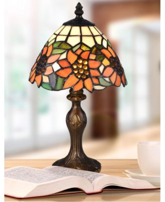 Image 2 Of Dale Tiffany Discovery Accent Lamp