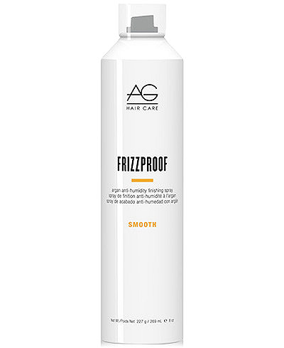 AG Hair Frizzproof Argan Anti-Humidity Finishing Spray, 8-oz., from PUREBEAUTY Salon & Spa
