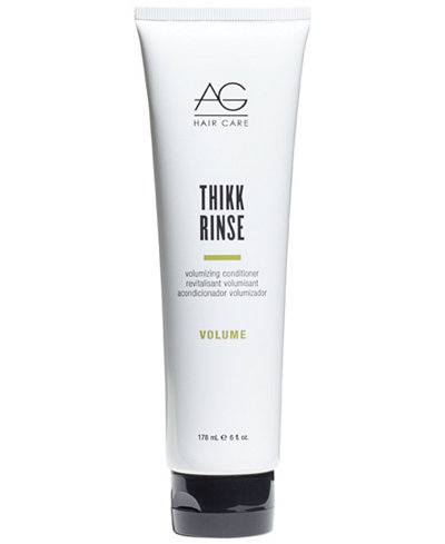 AG Hair Thikk Rinse Volumizing Conditioner, 6-oz., from PUREBEAUTY Salon & Spa