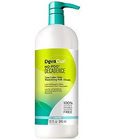 Deva Concepts DevaCurl No-Poo Decadence, 32-oz., from PUREBEAUTY Salon & Spa