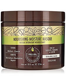 Nourishing Moisture Masque, 8-oz., from PUREBEAUTY Salon & Spa