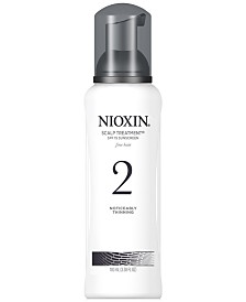 Nioxin System 2 Scalp Treatment, 100 ml, from PUREBEAUTY Salon & Spa