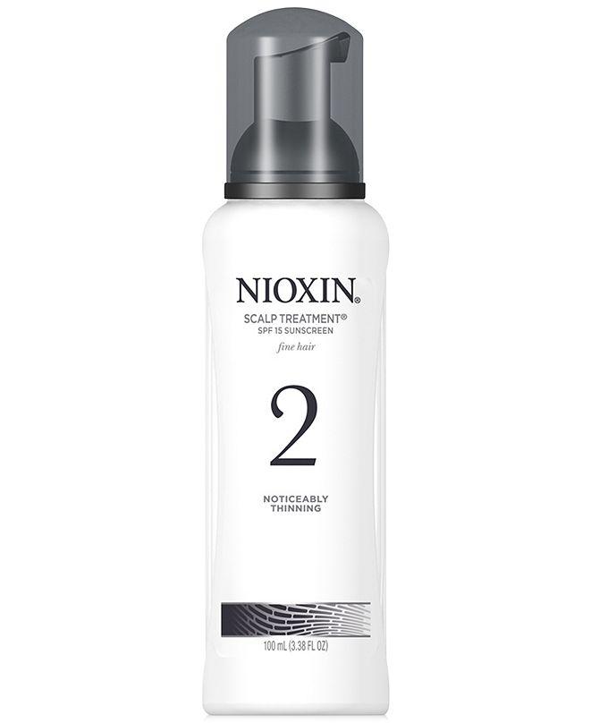 Nioxin System 2 Scalp Treatment, 100 ml, from PUREBEAUTY Salon & Spa