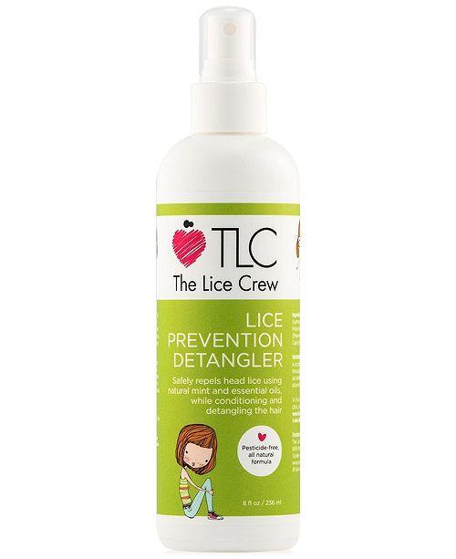 The Lice Crew Lice Prevention Detangler, 8-oz., from PUREBEAUTY Salon & Spa