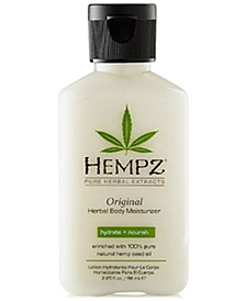 Original Herbal Body Moisturizer, from PUREBEAUTY Salon & Spa