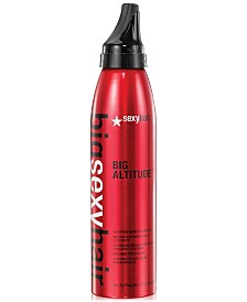 Sexy Hair Big Sexy Hair Big Altitude Bodifying Blow Dry Mousse, 6.8-oz., from PUREBEAUTY Salon & Spa