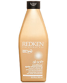 Redken All Soft Conditioner, 8.5-oz., from PUREBEAUTY Salon & Spa
