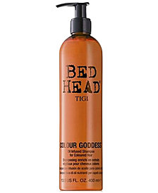 TIGI Bed Head Colour Goddess Shampoo, 13.5-oz., from PUREBEAUTY Salon & Spa