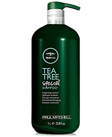 Tea Tree Special Shampoo, 33.8-oz., from PUREBEAUTY Salon & Spa