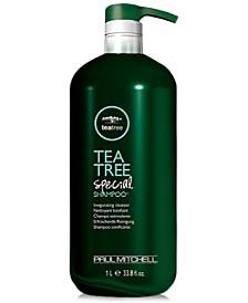 Paul Mitchell Tea Tree Special Shampoo, 33.8-oz., from PUREBEAUTY Salon & Spa