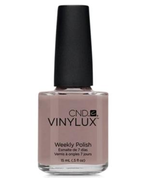 Creative Nail Design Vinylux Svelte Suede Nail