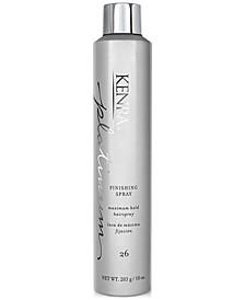 Platinum Finishing Spray, 10-oz., from PUREBEAUTY Salon & Spa