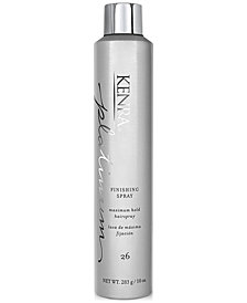 Kenra Professional Platinum Finishing Spray, 10-oz., from PUREBEAUTY Salon & Spa