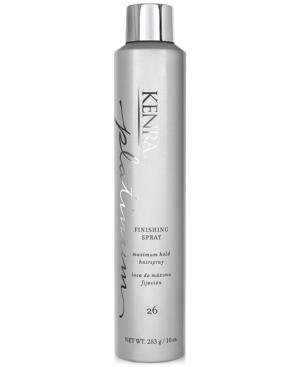 Image of Kenra Professional Platinum Finishing Spray, 10-oz, from Purebeauty Salon & Spa