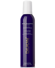 Pai Shau Royal Abundance Mousse, 8-oz., from PUREBEAUTY Salon & Spa