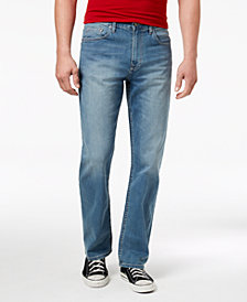 Calvin Klein Jeans Men's Relaxed-Fit Stretch Jeans