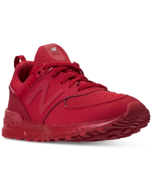 New Balance Boys 574 Sport Casual Sneakers from Finish Line
