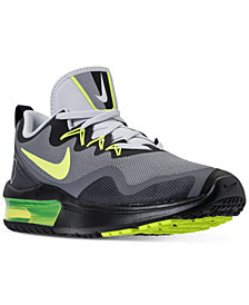 Nike Men's Air Max Fury Running Sneakers from Finish Line
