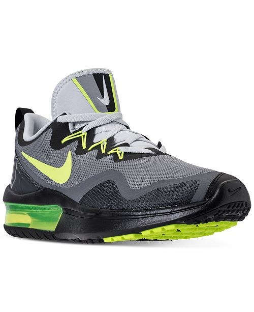 3fe9f9e2c01b Nike Men s Air Max Fury Running Sneakers from Finish Line ...