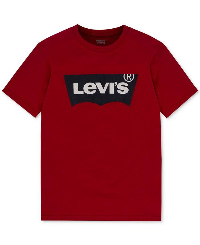 Levi's - Little Boys Batwing Graphic-Print Cotton T-Shirt